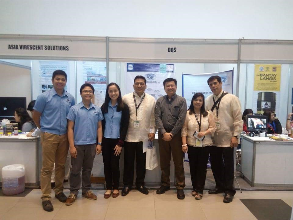 Dqs supports pcapi region iv a s ga toward climate action for Environmental management bureau region 13